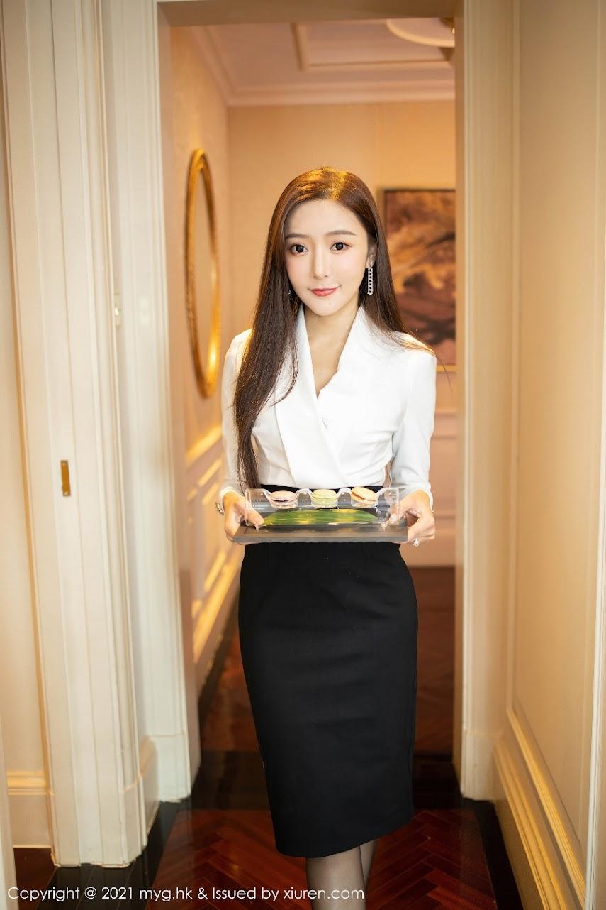 [MyGirl] 2021-02-23 Vol.492 Wang Xinyao yanni